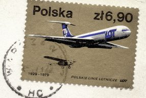 Vintage Travel Stamps