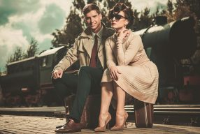 How to Nail Retro Fashion Photography